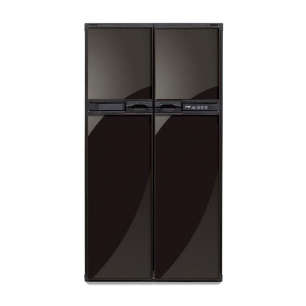 Norcold 1210 RV Refrigerator - Black Doors