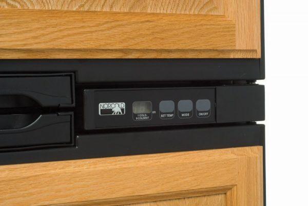 Norcold 1210 RV Refrigerator - Control Panel