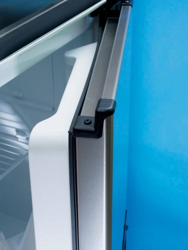 Norcold 1210 RV Refrigerator - Door detail