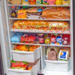 Norcold 1210 RV Refrigerator - Interior View