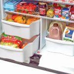 Norcold 1210 RV Refrigerator - Storage Bins