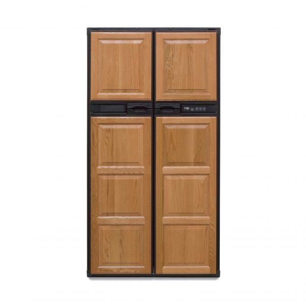 Norcold 1210 RV Refrigerator - Wood Doors