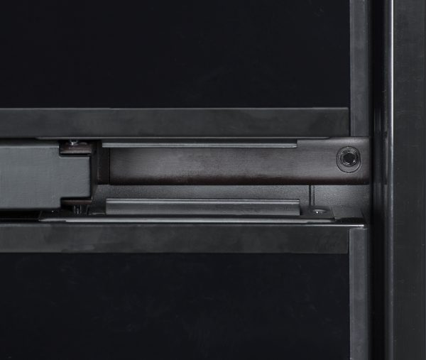 Polar refrigerator door handle