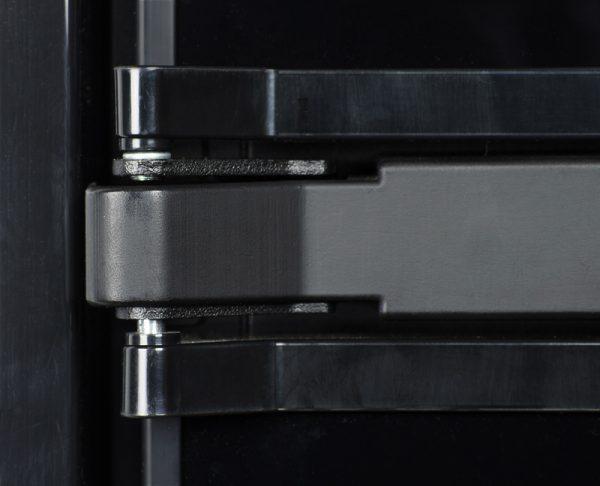 Norcold Polar 7LX RV Refrigerator - Door hinge-view