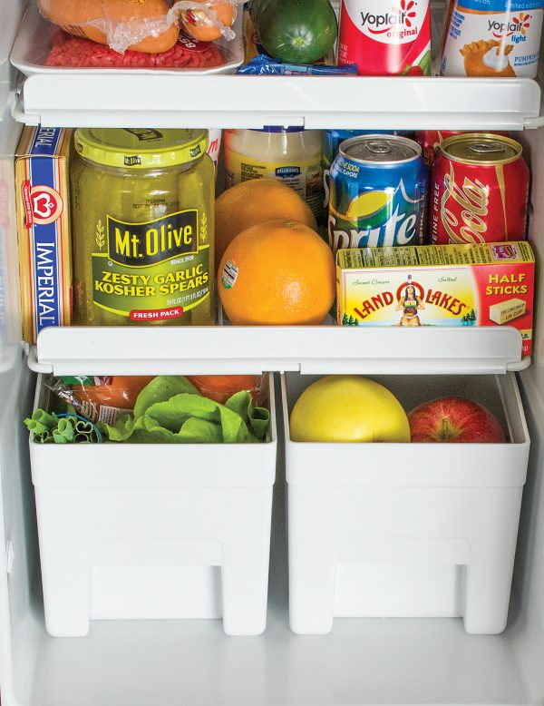 Norcold T1090 Refrigerator - Bins