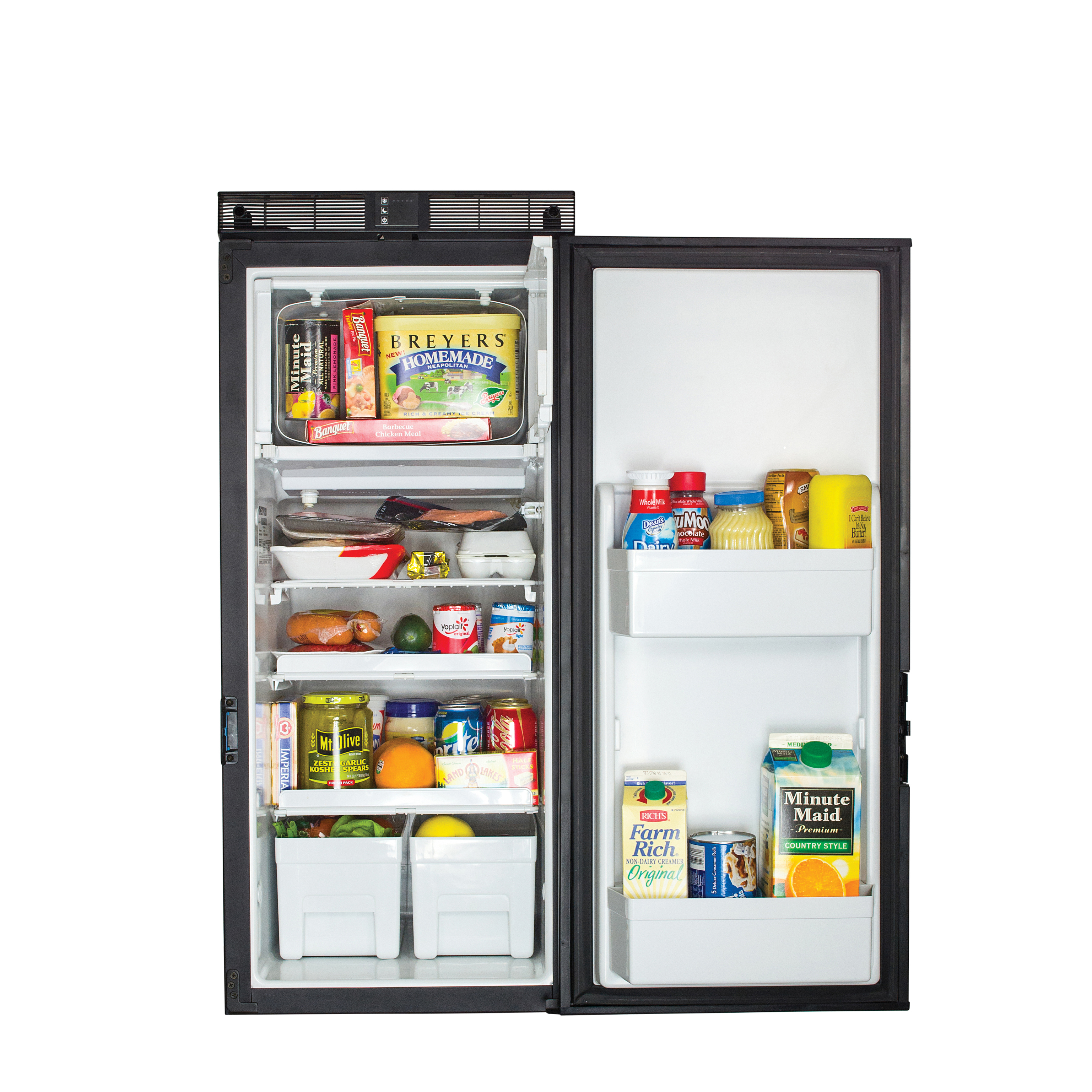 Norcold N1090 – 3 2 cubic feet refrigerator for vans