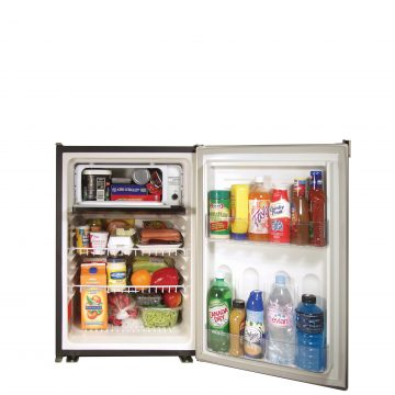 Norcold 0788 RV Refrigerator - Open View