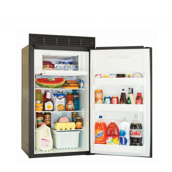 Norcold DC558 Refrigerator - Open view