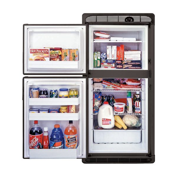 Norcold DE-0061 Refrigerator - Open view