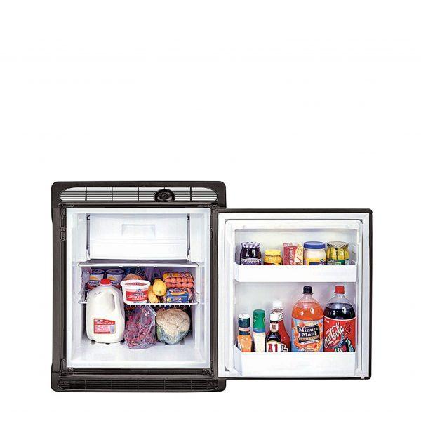 Norcold DE0041 Refrigerator - Open view