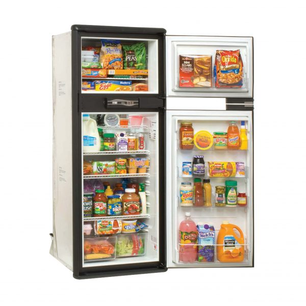 Norcold N1095 RV Refrigerator - Open