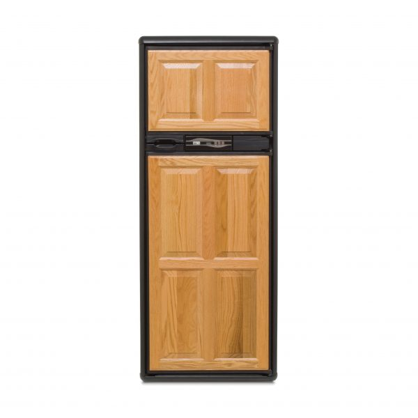 Norcold N1095 RV Refrigerator - Wood Panels