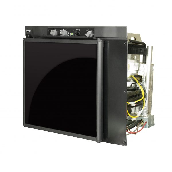 Norcold N180 Small RV Refrigerator - Angle View