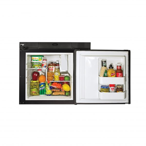 Norcold N180 Small RV Refrigerator - Open View
