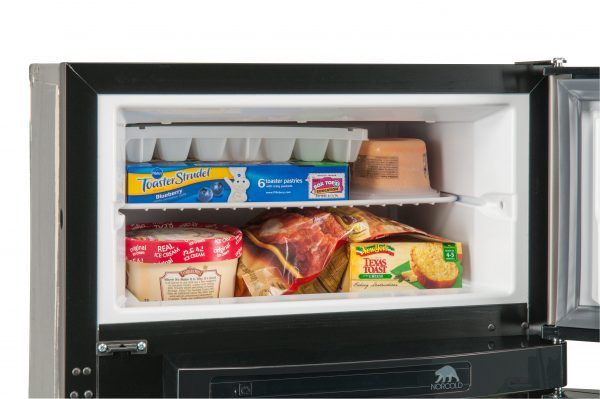 Norcold N3150 RV Refrigerator - Freezer View