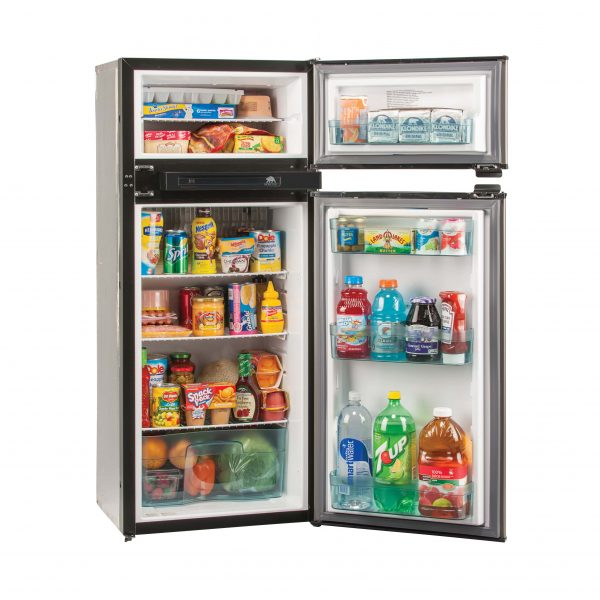 Norcold N3150 RV Refrigerator - Open View