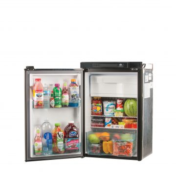 Norcold N3150 Refrigerator - Open View