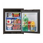 Norcold NR740 RV Refrigerator Black - Open View