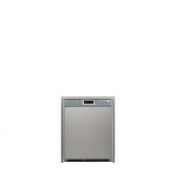 Norcold NR740 RV Refrigerator Stainless Steel - Front View