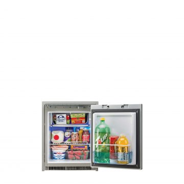 Norcold NR740 RV Refrigerator Stainless Steel - Open View
