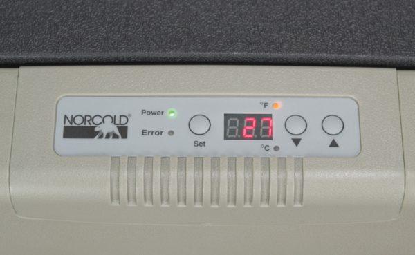 Norcold NRF Portable Refrigerators - Control panel