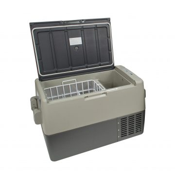 Norcold NRF 30 Portable Refrigerator - Open view