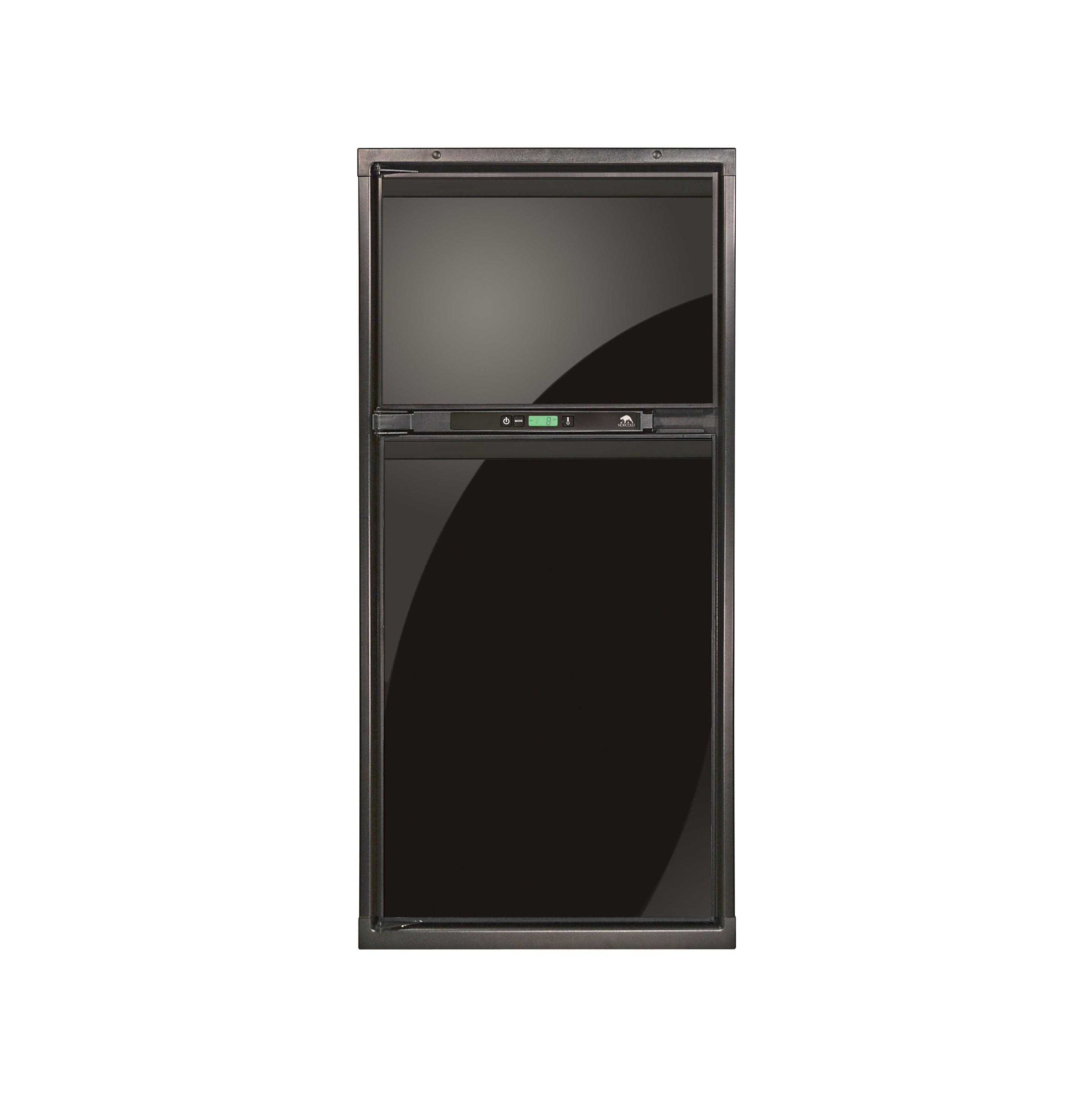 Fits NXA641//NXA841 Models Upper Black Acrylic Norcold 636216 Refrigerator Door Panel