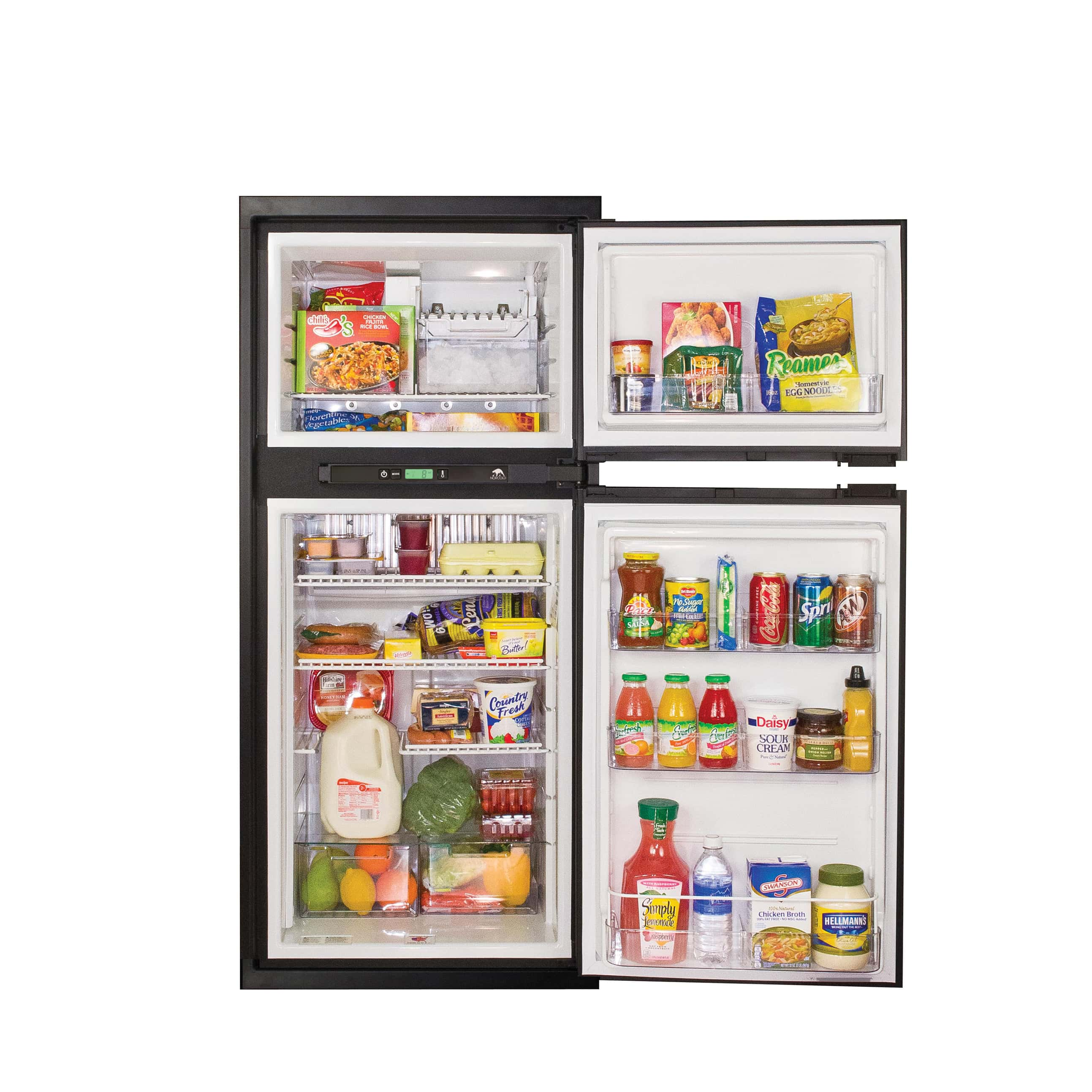 The NX641 RV refrigerator series - Superior quality inside and out