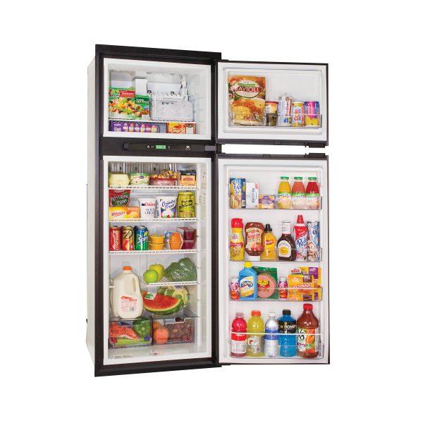 Norcold NXA841 RV Refrigerator - Open Angle View