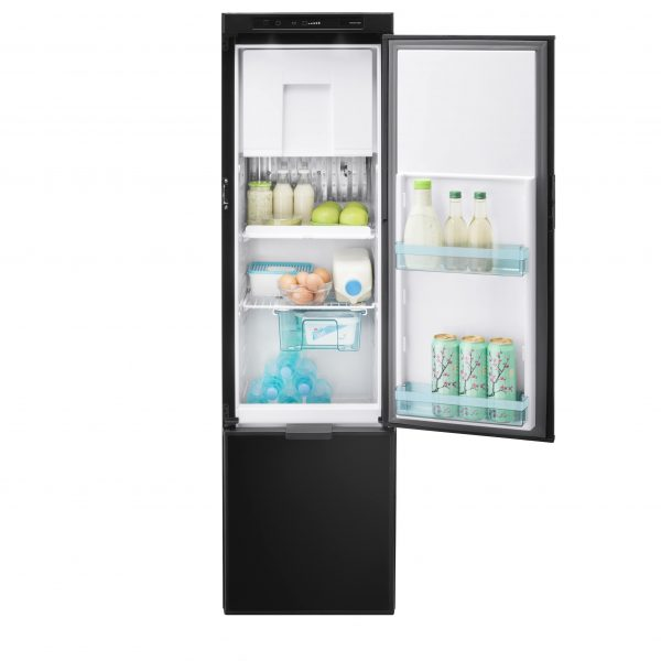 Norcold N3141 Refrigerator - Front view - Open Door