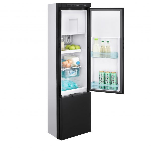 Norcold N3141 Refrigerator – Side view – Open Door