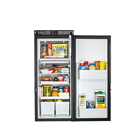 AC/DC Refrigerators