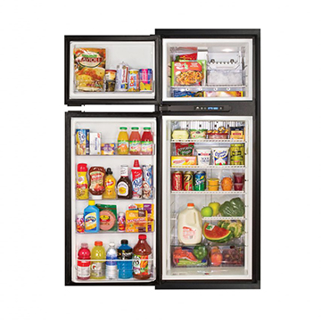 Polar Series - 7, 8 & 10 cu. ft. RV Refrigerators